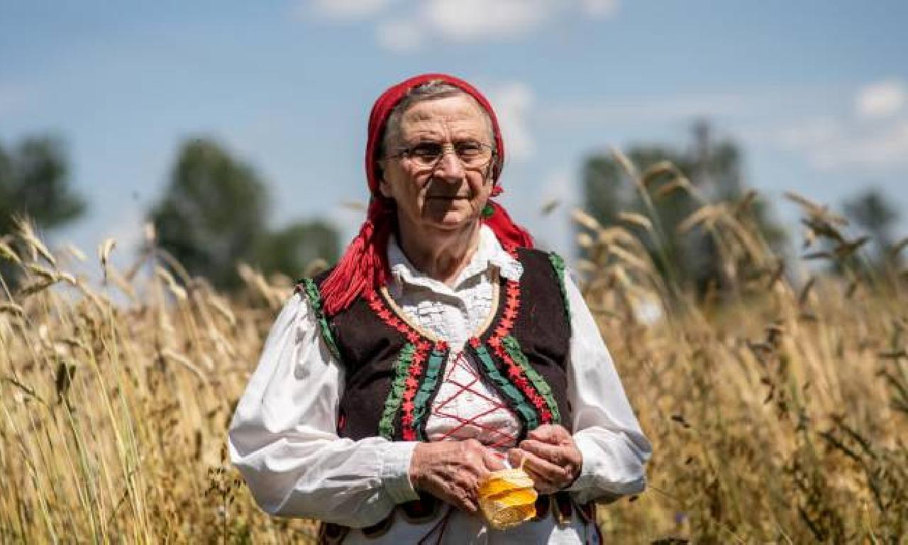 Helena Kołodziej w Polskim Radiu Lublin