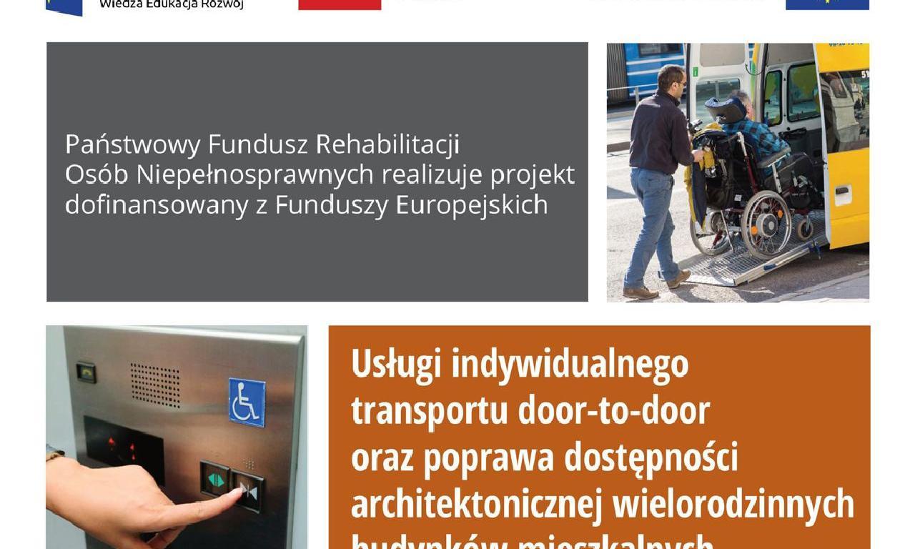 Umowa na Transport door – to door