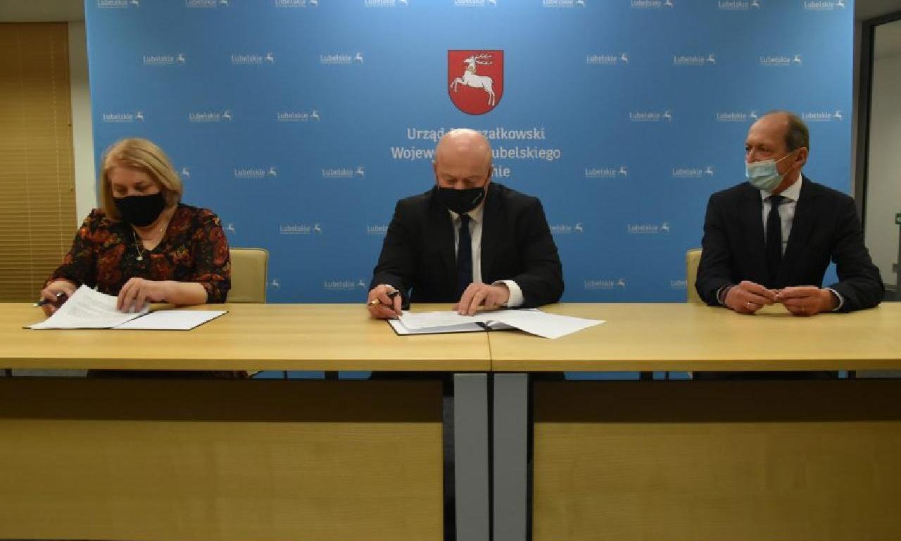 List intencyjny w sprawie współpracy Powiatu Lubartowskiego…