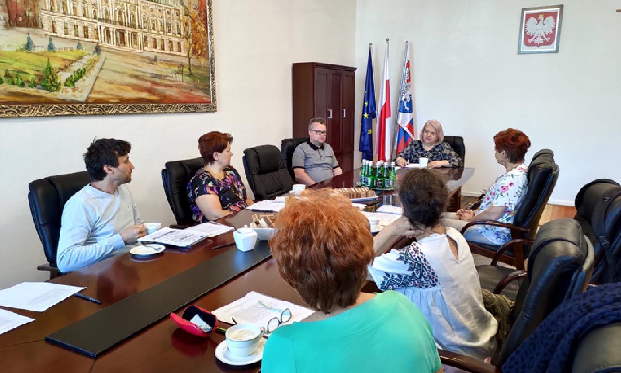 Spotkanie Kapituły w sprawie wyboru i certyfikacji…