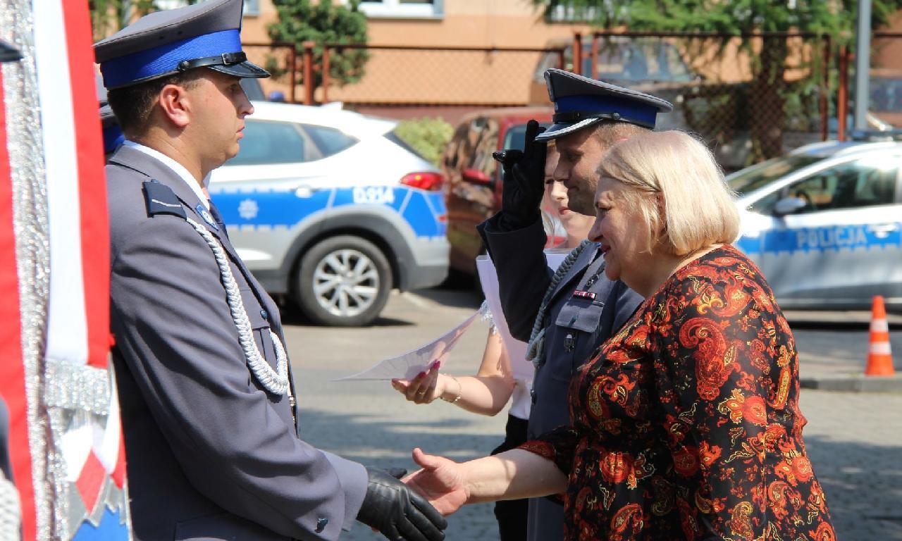 Obchody Święta Policji w Komendzie Powiatowej Policji…