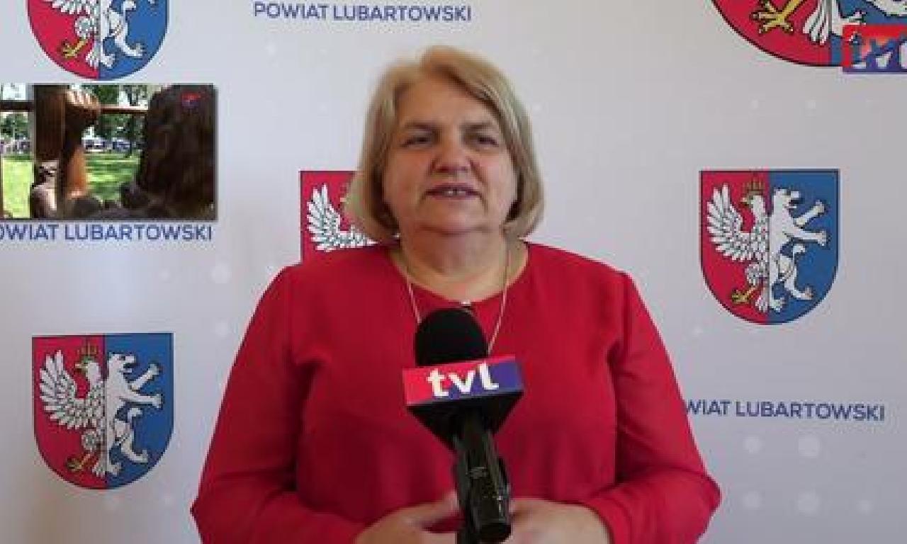 Informacja o promocji Powiatu Lubartowskiego